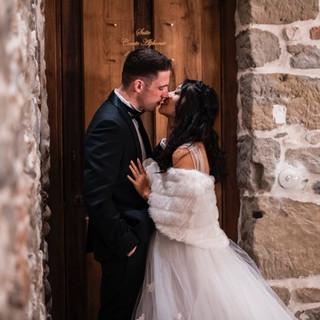 Adeline & Vincent 7.12.2019 - Château de Servolex