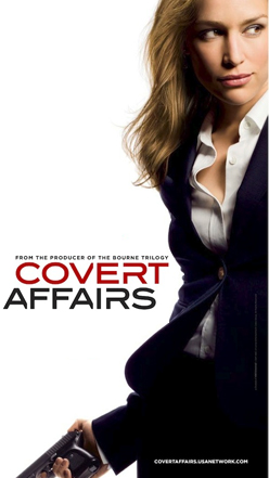 Covert Affairs (David Guthrie)