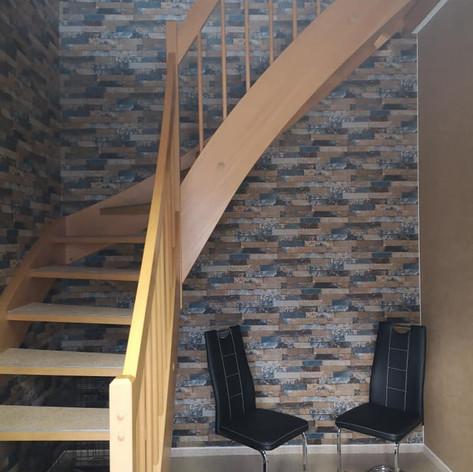 Treppenhaus Renovierung