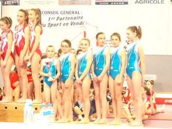 2 équipes Jeunesses au challenge régional à Montaigu...