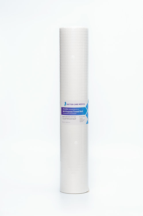All Purpose Towel Roll 54cm x 80m Perforated