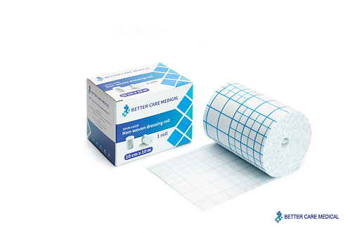Adhesive dressing rolls 10cm x 10m