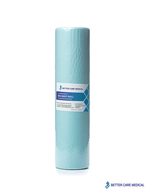Surface Cover/Bed Sheet Roll 41.5cm x 49m Perforated