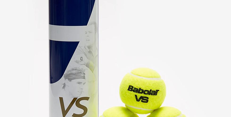 Cajón Pelotas de Tenis Babolat Vs N2 x4