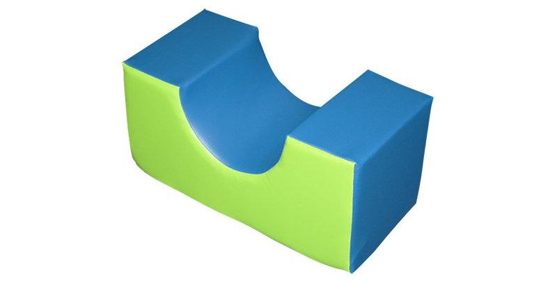 Figura Miniasiento Curvo 30x30x60 Cm