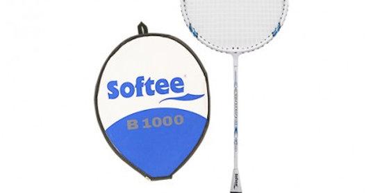 Raqueta de Bádminton Softee B1000