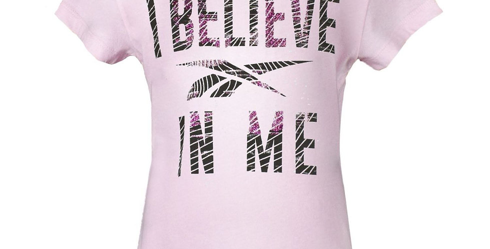Camiseta Reebok Big Believe Niña