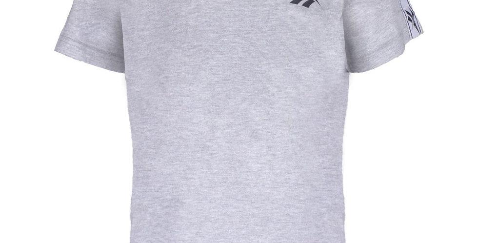 Camiseta Reebok Big Taped Repeat Niño