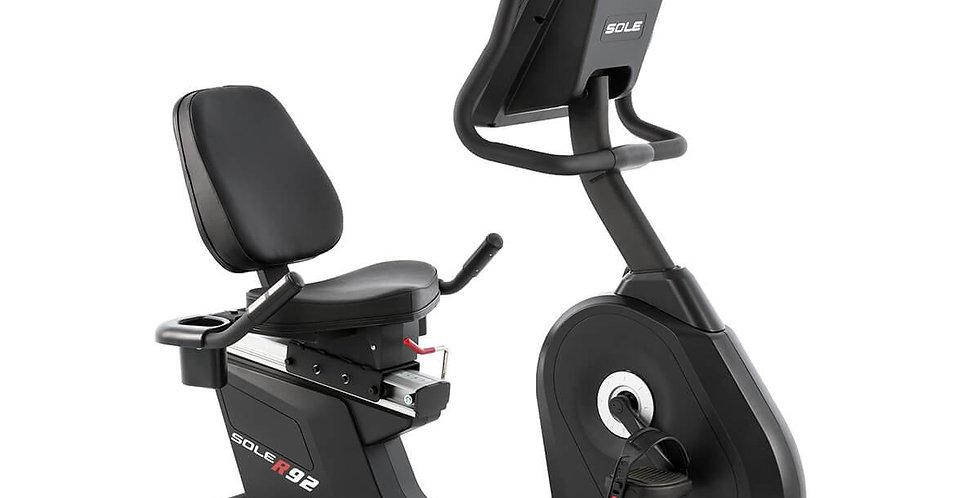 Bicicleta Estática Reclinable Finnlo R92