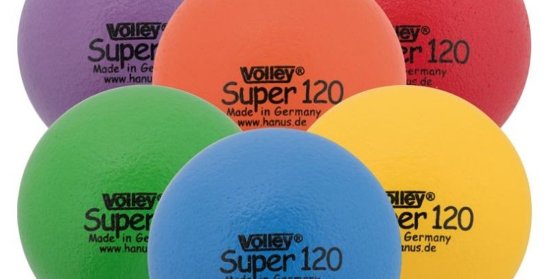 Pelota Espuma Volley Super 120