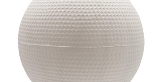 Pelota PVC Blanca 0-6 Años