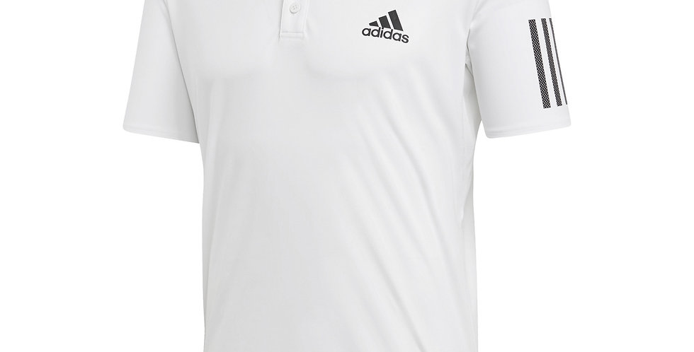 Polo Adidas Club 3 Bandas