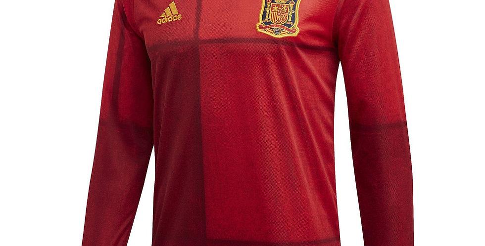 Camiseta Adidas 1ª Equipación Selección España M/L