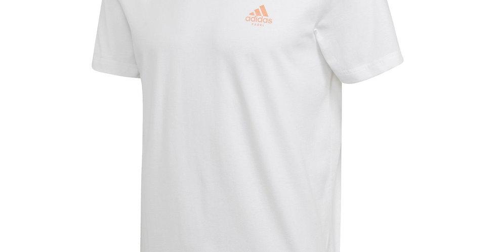 Camiseta Adidas Pádel Concept