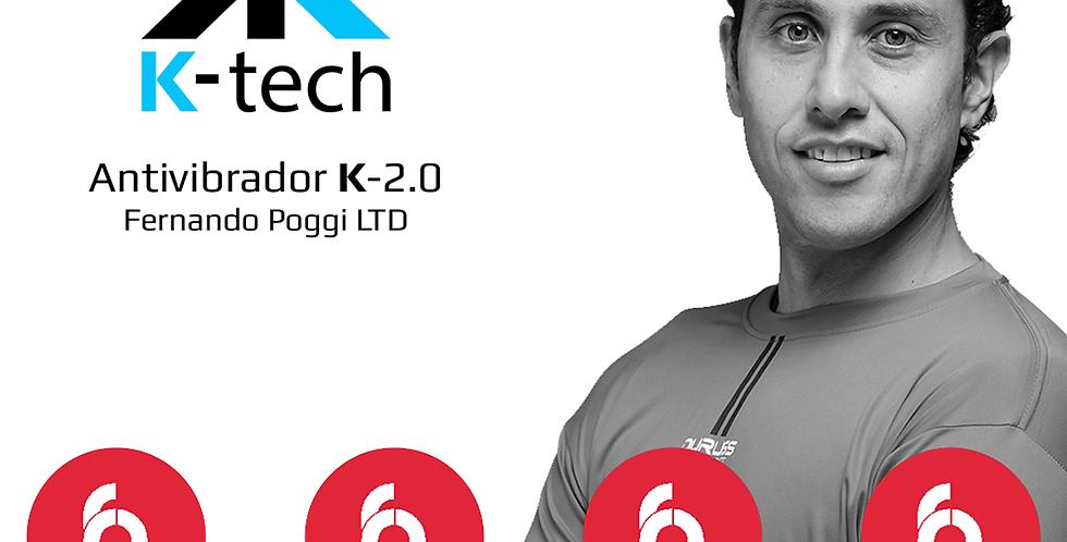 Antivibrador K-Tech K-2.0 Fernando Poggi LTD