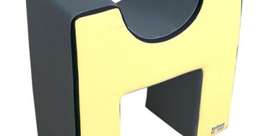 Figura Asiento 60x60x30 Cm