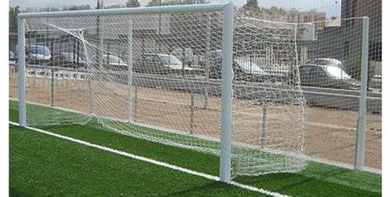 Juego Redes Fútbol 7 3Mm  LP Tipo Cajón