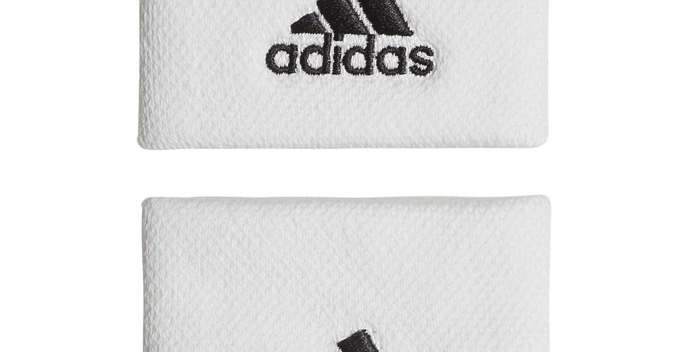 Pack 2 Muñequeras Adidas Cortas