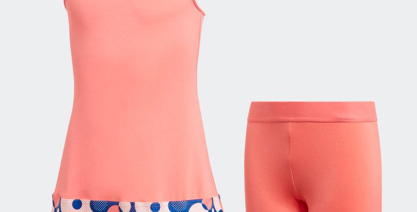 Vestido Adidas Frill