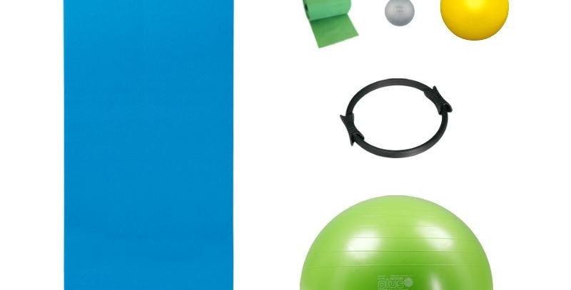 Kit de Entrenamiento Pilates Basic para Casa