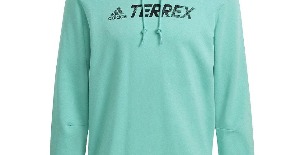 Sudadera con Capucha Adidas Terrex Grap Logo