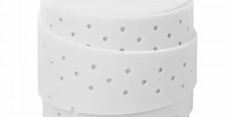 Overgrip Wilson Pro Perforado Blanco