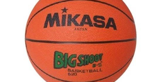 Balón Baloncesto Mikasa B-5 Goma