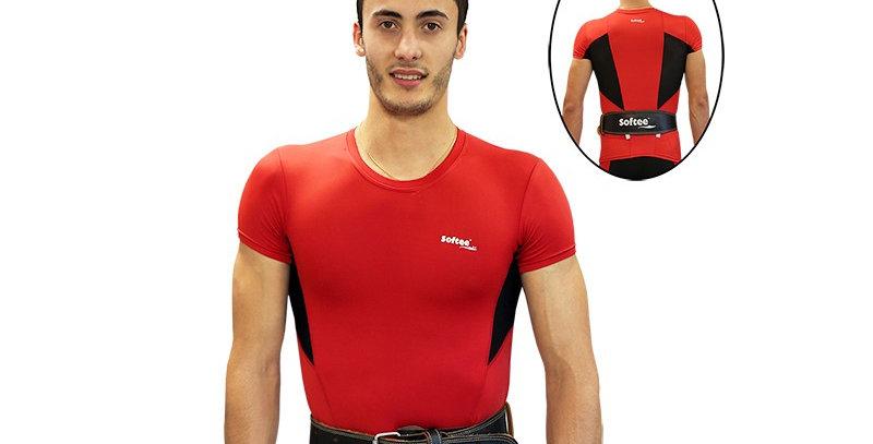 Cinturón Softee Fitness Cuero