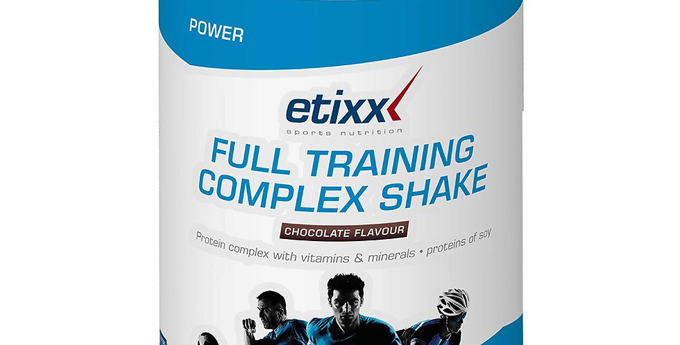 Etixx Full Training Complex Shake 1000g Chocolate