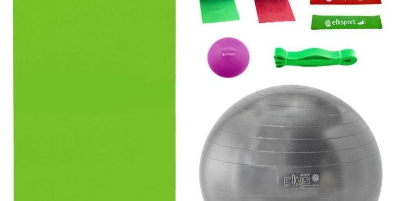 Kit de Entrenamiento Fuerza para Casa