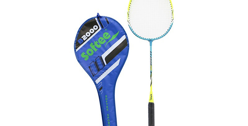 Raqueta de Bádminton Softee B2000
