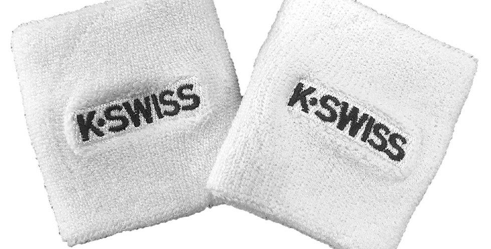 Muñequeras K-Swiss Logo