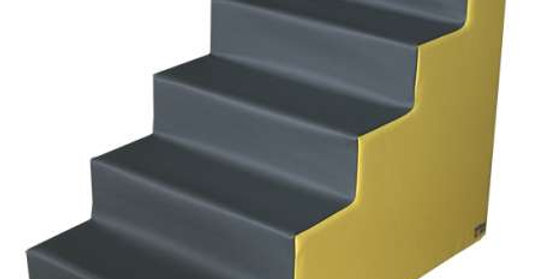 Figura Escalera Grande 100x80x60 Cm