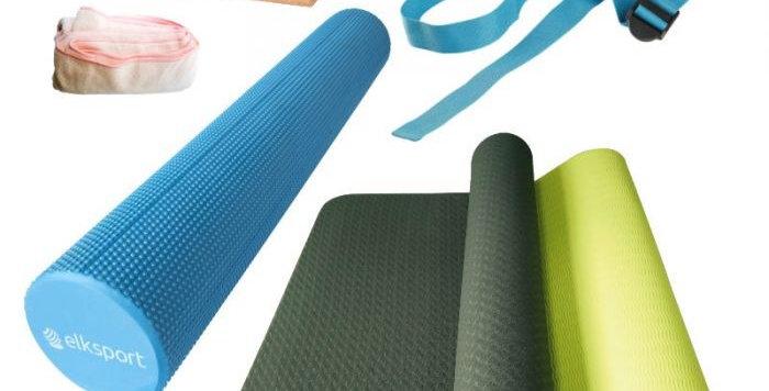 Kit Yoga Premium para Casa