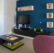 Salon mur TV