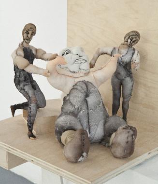 Aurora Molina Wow at Bernice Steinbaum Gallery by Carlos Suarez de Jesus