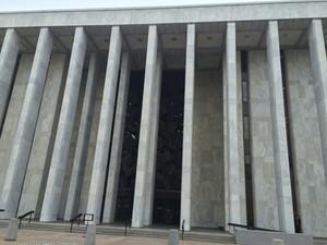 Warmamas visits Library of Congress