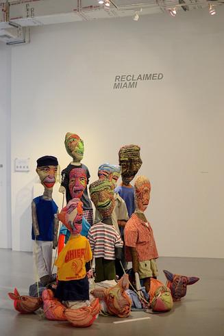 Group Exhibition: Reclaimed Miami, Zadok Gallery