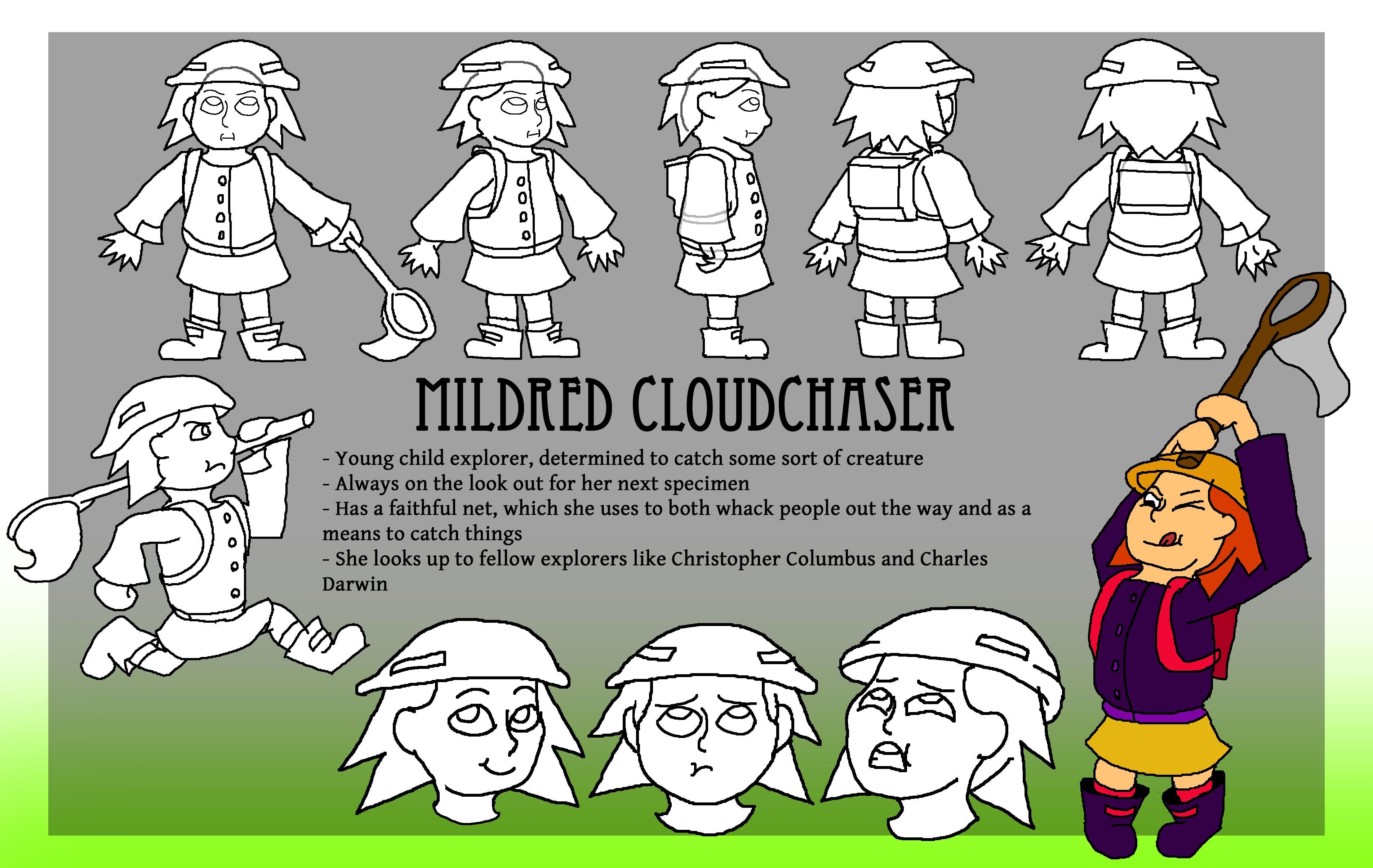 Mildred Cloudchaser
