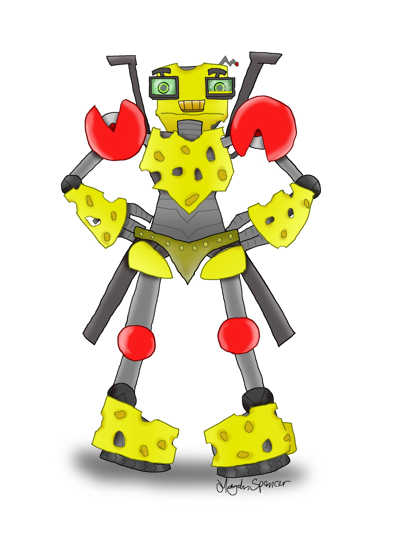 Cheesebot