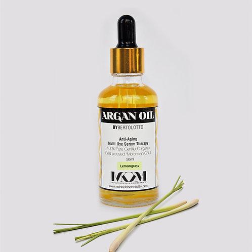 Argan Oil Lemongrass