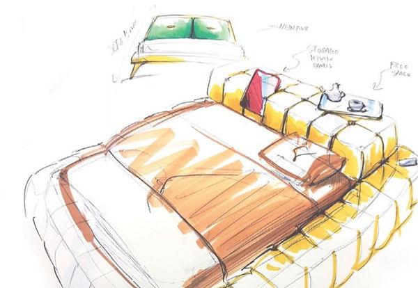 matelas lit sommier tete de lit colunex bordeaux
