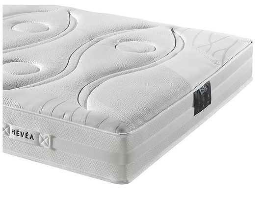 Cybele Technilat matelas latex hevea bordeaux