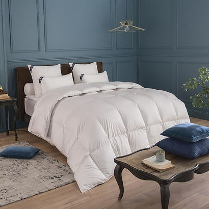 couette drouault duvet carreaux sublime bordeaux