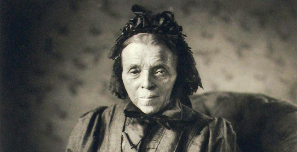 August Sander, The Woman of Progressive Intellect (Intellectual), 1914