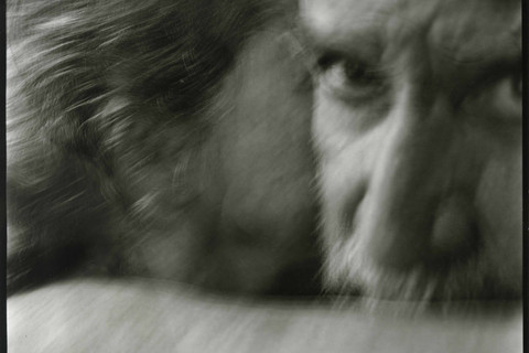 Nicholas Nixon, Bebe and I, Brookline, 2011