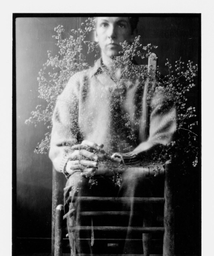 Robert Rauschenberg, Self-Portrait, 1952.150.5A_Untitled, 1952 (from Po