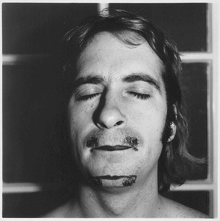 William Wegman, Stutter, 1971