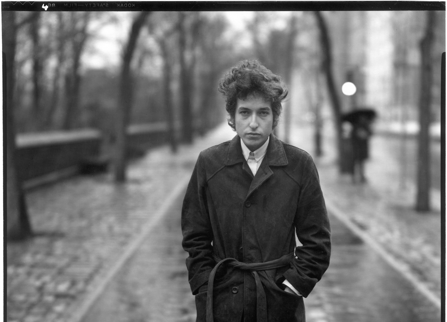 Richard Avedon, Bob Dylan, singer, New York City, February 10, 1965