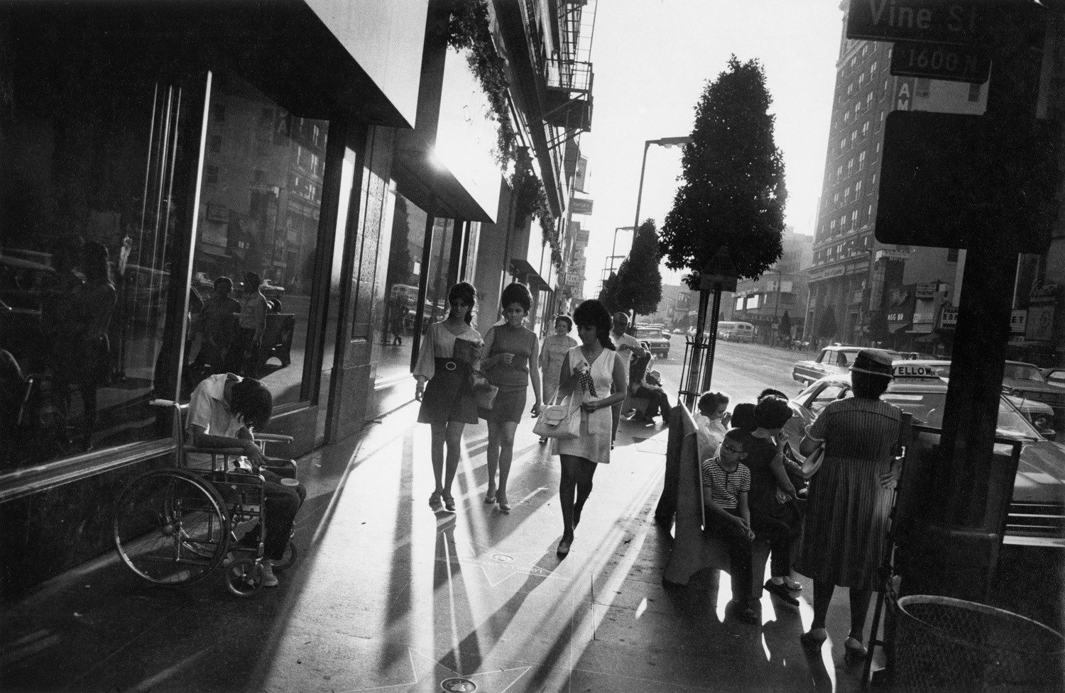 Garry Winogrand, Los Angeles, California, 1969